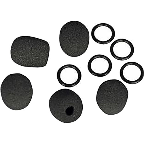 Otto Engineering Replacement Hygiene Kit - Windscreen & O-Ring Sets for Breeze Headsets (5-Pack)