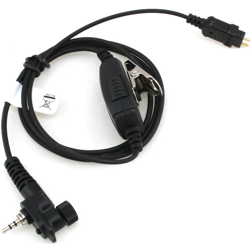 Otto Engineering E1-1W2MO131-MO One Wire Earphone Kit for Motorola /MTH 2 Way Radios