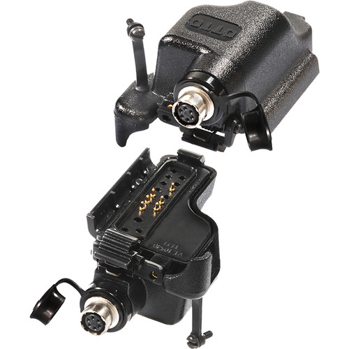 Otto Engineering Adapter for HT1000 Series Radios to use Hirose 6-Pin/HT600 Radio Accessories
