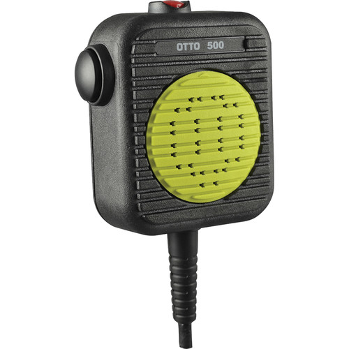 Otto Engineering Otto 500 Fire Mic, Analog Emergency Button