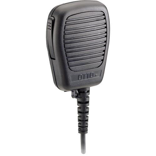 Otto Engineering Low Profile Speaker Microphone, 2.5mm Earphone Jack (CS)