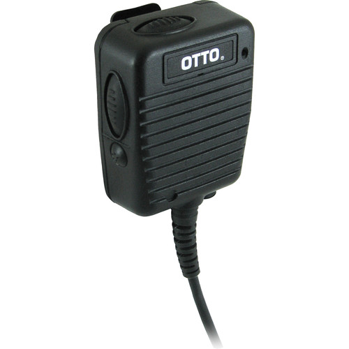 Otto Engineering Speaker/Microphone for Icom F70S Two-Way Portable Radio