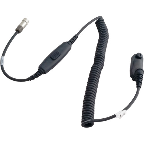 Otto Engineering Fusion 210RMF Two-Way Radio Cable for XPR/APX Motorola Radios