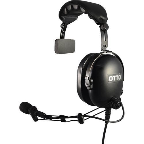 Otto Engineering Connect Heavy-Duty Single-Cup Headset