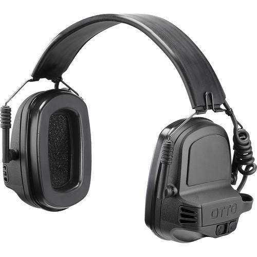 Otto Engineering Noizebarrier Range SA Headset - Black