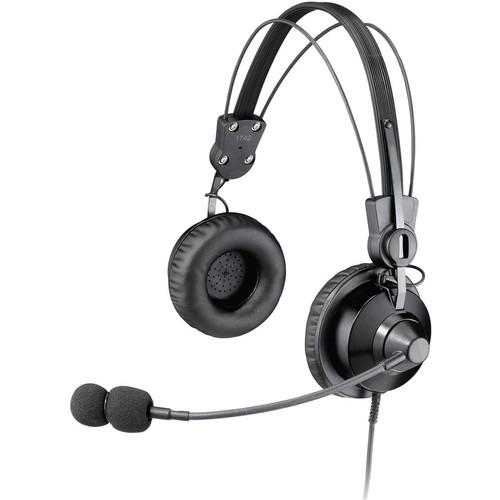 Otto Engineering Lightweight Premium Dual Ear w/Swivle Ear Cup,Mini PTT,Noise Canceling Boom Microphone(Motorola/MF)