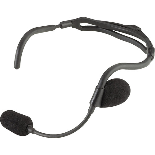 Otto Engineering Ranger, Single Speaker Behind-The-Head With Remote Pigtail Ptt