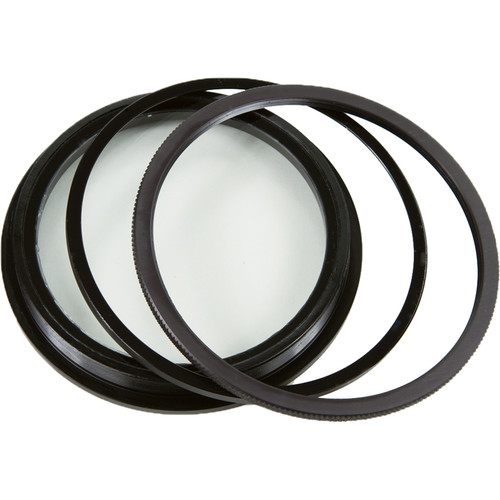 Outex Front Glass for Underwater Camera Cover (77mm Filter Thread)