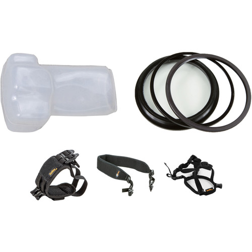 Outex Underwater Camera Cover Kit (Small, 49mm Lens)
