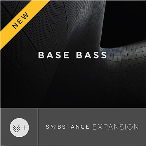 Output Base Bass Expansion Pack for SUBSTANCE Acoustic and Electric Bass Virtual Instrument Plug-In (Download)