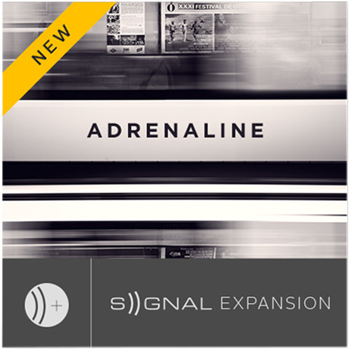 Output Adrenaline - SIGNAL Expansion Pack (Download)