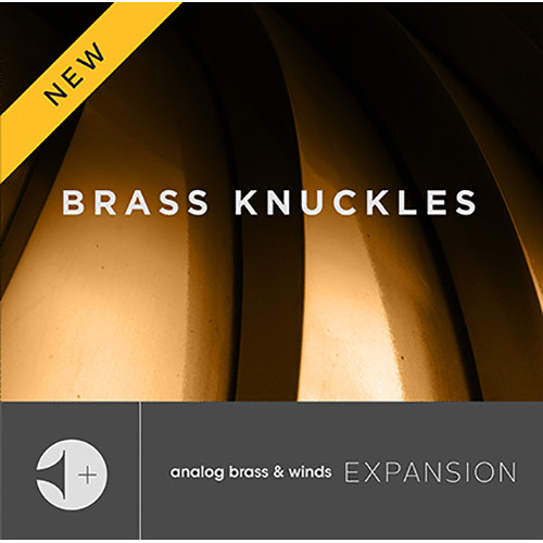 Output Brass Knuckles Expansion Pack for ANALOG BRASS & WINDS Virtual Instrument (Download)