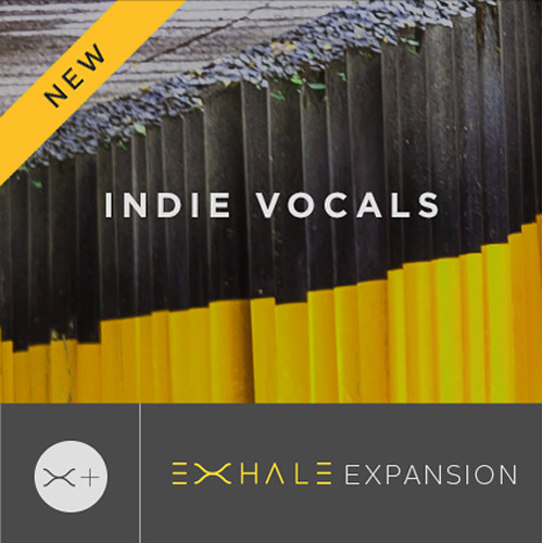 Output Indie Vocals - EXHALE Expansion Pack (Download)