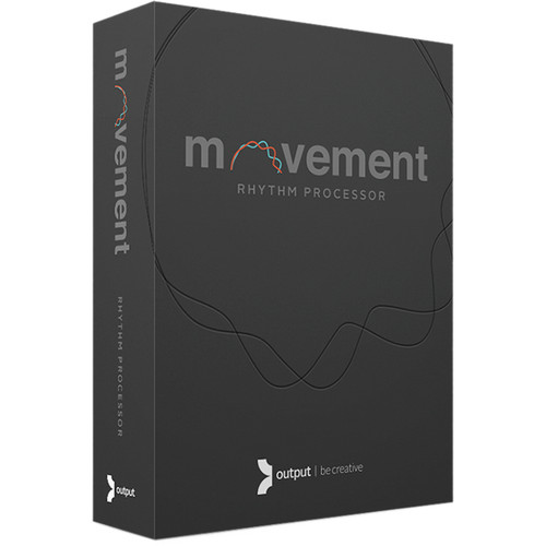 Output Movement Rhythm FX Engine (Download)