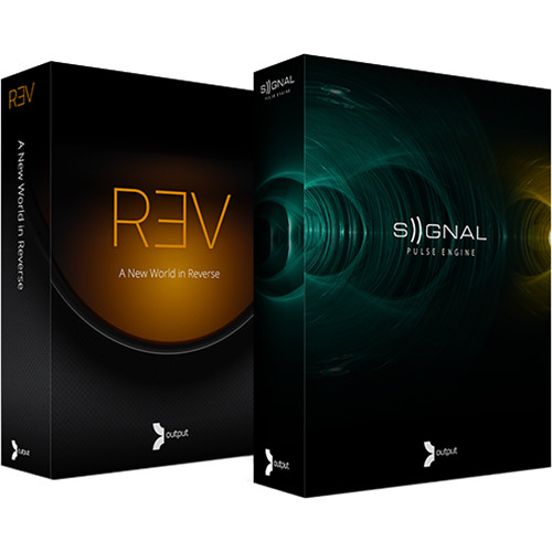 Output REV + SIGNAL Bundle - Virtual Instrument Collection