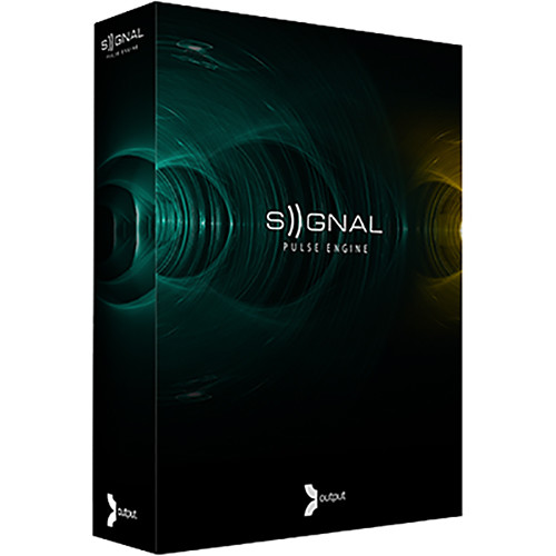 Output SIGNAL Pulse Engine Virtual Instrument (Download)