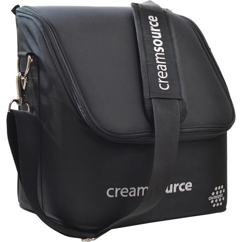 Creamsource Softbag Padded Case with Rigid Internal Shell