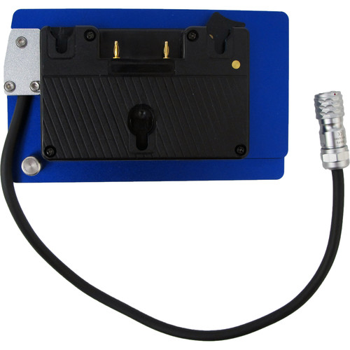 Creamsource Single-Battery Mounting Plate for Creamsource Micro (Gold Mount)