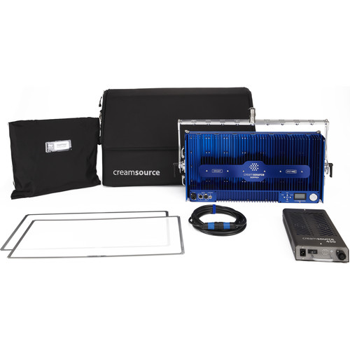 Outsight Creamsource Doppio+ Tungsten 1x2 LED Panel Pro Kit