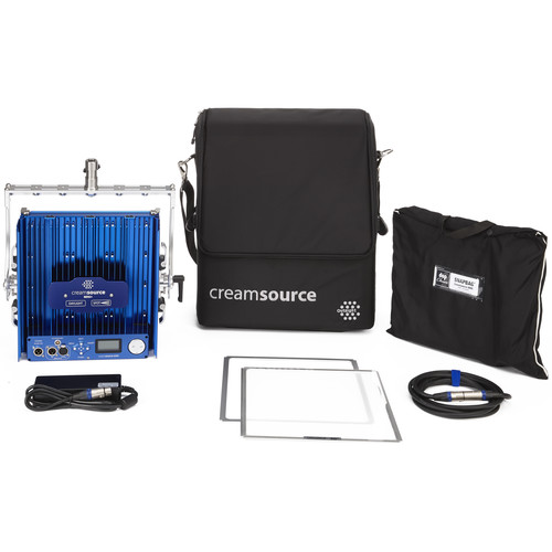 Creamsource Mini Doppio+ Daylight 1x1 LED Panel Pro Kit