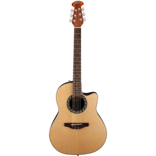 Ovation AB24A Applause Balladeer Acoustic Guitar (Natural)