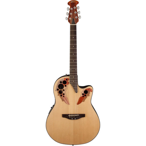 Ovation AE44-4 Applause Elite Acoustic/Electric Guitar (Natural)