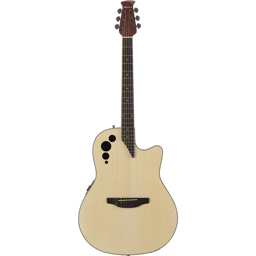 Ovation Applause Elite AE44II Acoustic/Electric Guitar (Natural)