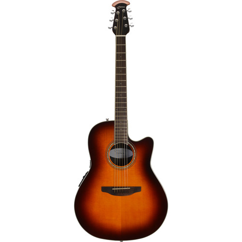 Ovation Celebrity Standard Series CS24-1 Acoustic/Electric Guitar (Sunburst)
