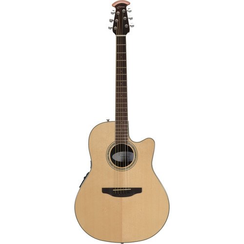 Ovation Celebrity Standard Series CS24-4 Acoustic/Electric Guitar (Natural)