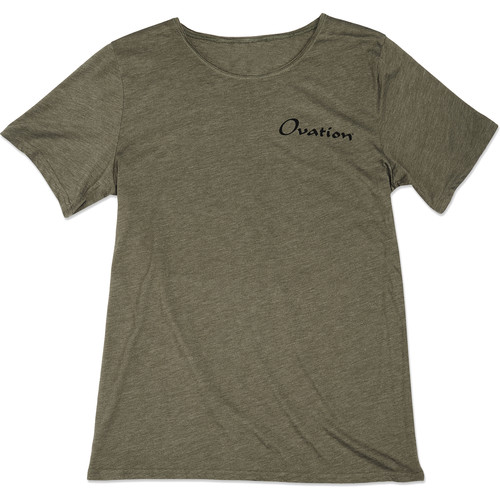 Ovation Logo T-Shirt Draftsman - XL