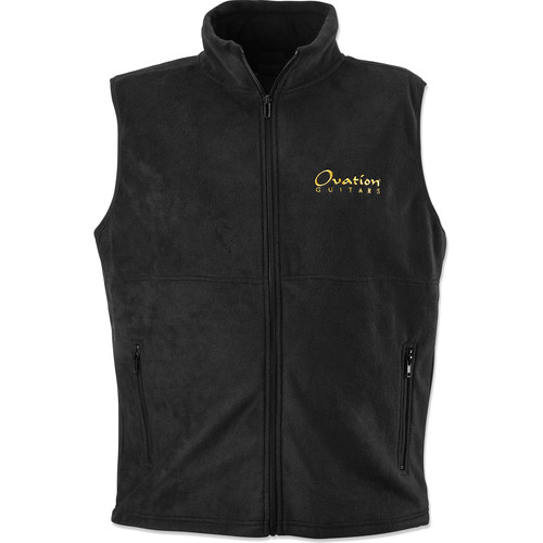 Ovation Fleece Vest - M