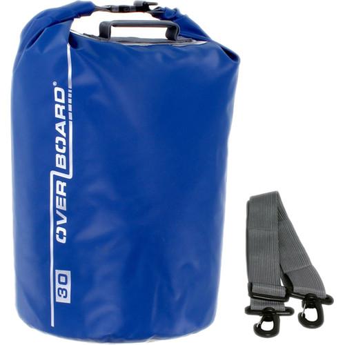 OverBoard Waterproof Dry Tube Bag - 30 Liter (Blue)