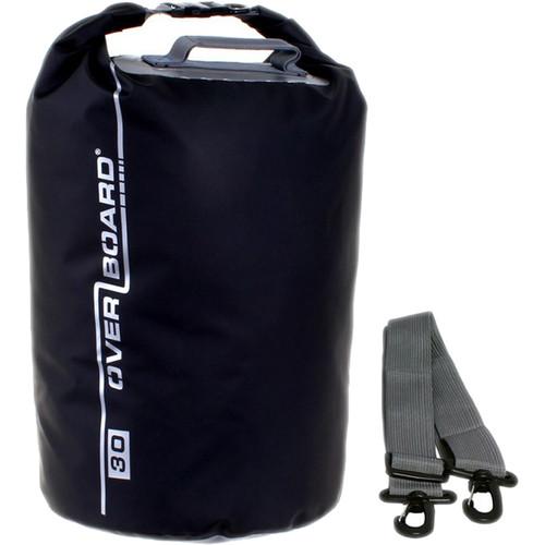 OverBoard Waterproof Dry Tube Bag - 30 Liter (Black)