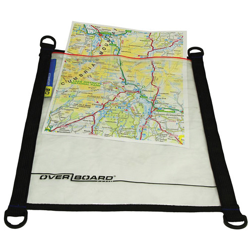OverBoard Waterproof Map and Document Pouch (Medium)