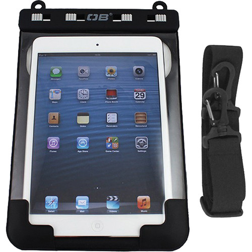 OverBoard Waterproof iPad mini Case with Shoulder Strap