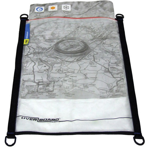 OverBoard Waterproof Map and Document Pouch (Large)
