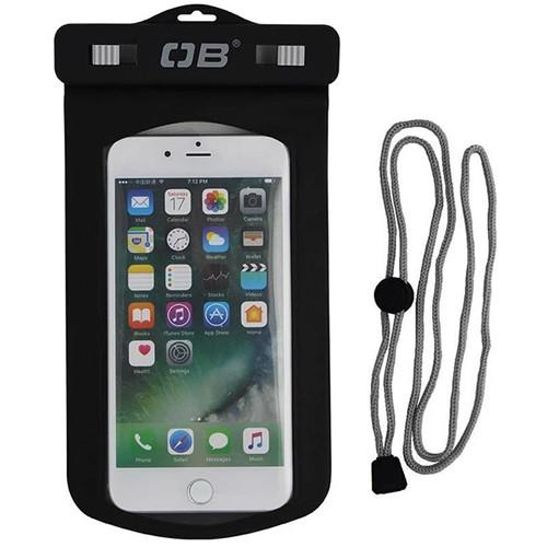 OverBoard Waterproof Large Phone Case (Black)
