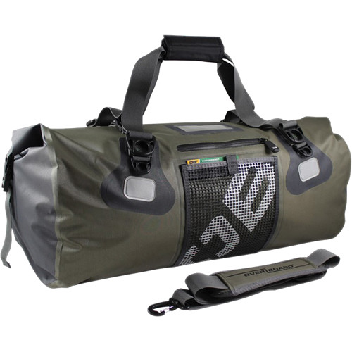 OverBoard Ultra-Light Waterproof Duffel Bag (50L, Green)
