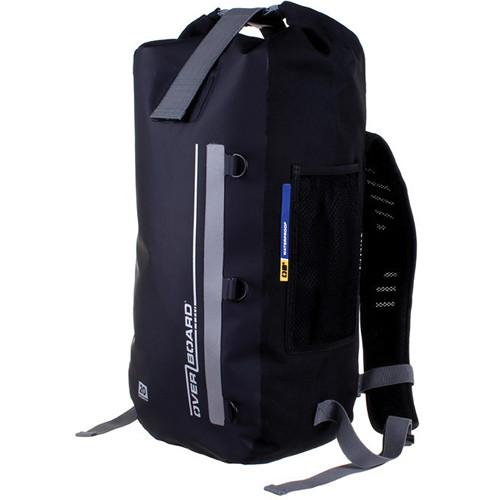 OverBoard Classic Waterproof Backpack (20 Liters, Black)