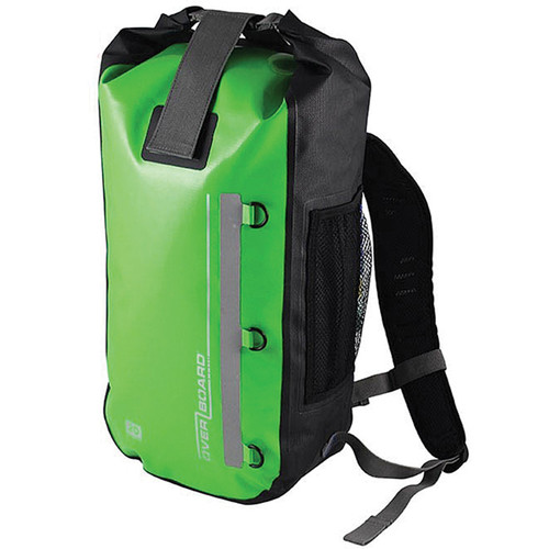 OverBoard Classic Waterproof Backpack (20 Liters, Green)