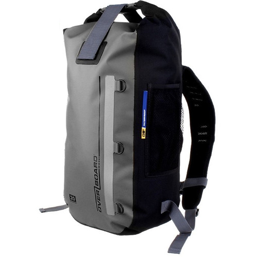 OverBoard Classic Waterproof Backpack (20 Liters, Gray)