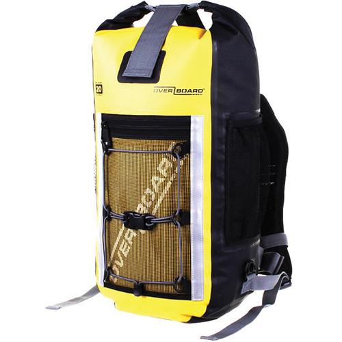 OverBoard Pro-Sports Waterproof Backpack (20 Liters, Yellow)