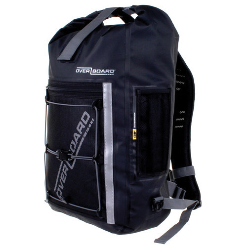 OverBoard Pro-Sports Waterproof Backpack (30L, Black)