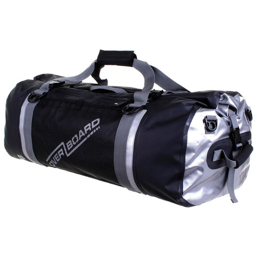 OverBoard Pro-Sports Waterproof Duffel Bag (60 Liters, Black)