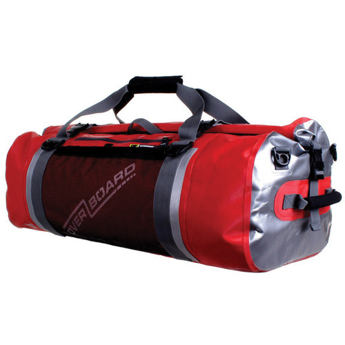 OverBoard Pro-Sports Waterproof Duffel Bag (60L, Red)