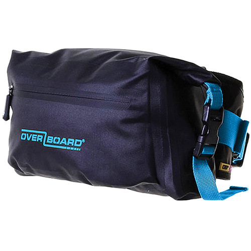 OverBoard Pro-Light Waterproof Waist Pack 4L (Blue)