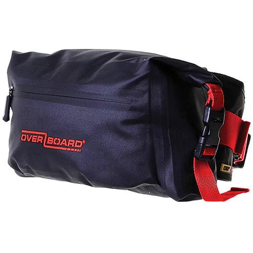 OverBoard Pro-Light Waterproof Waist Pack 4L (Red)