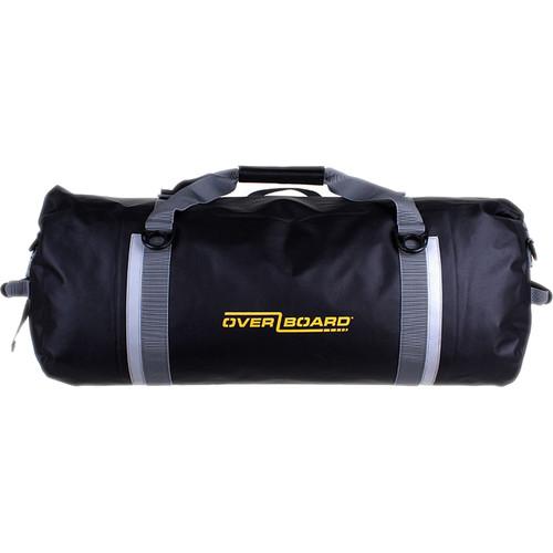 OverBoard Pro-Light Waterproof Duffel Bag 60L (Black)