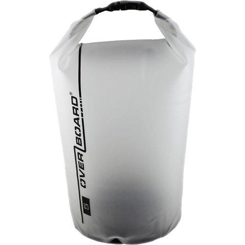 OverBoard Pro-Light Dry Tube Bag 5L (Clear)