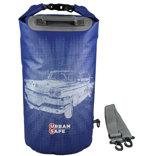 OverBoard Urban Safe Dry Tube (20L, Blue)